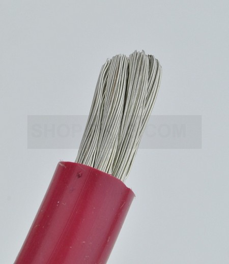 Ancor Marine Tinned Battery Cable 6 awg Red - sold by the foot