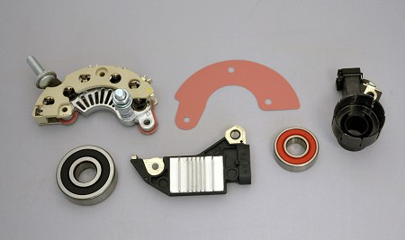Balmar 7060 Rebuild Kit for 6 Series 12 Volt Alternators
