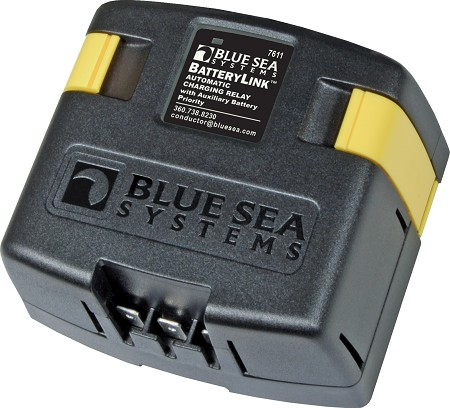 Blue Sea 7611 Battery Link Automatic Charging Relay