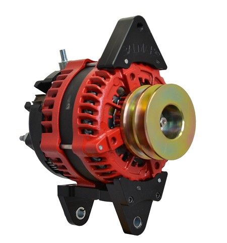 Balmar AT-DF-200-DV alternator 200 Amps 12 Volts