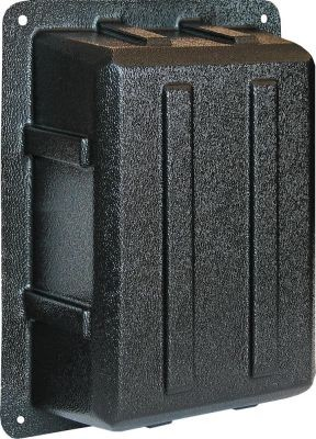Blue Sea 4026 Cover Panel Back 5-1/4 x 3-3/4 x 3