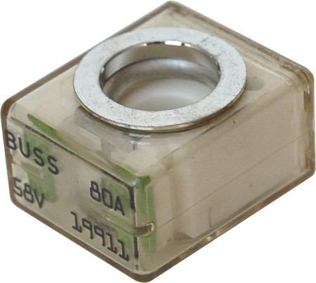 Blue Sea 5181 Terminal Fuse 80 Amp