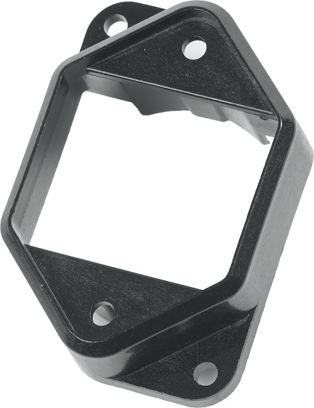 Blue Sea 7098 Bezel Mounting Adaptor for 285-Series Panel Mounted Circuit Breakers