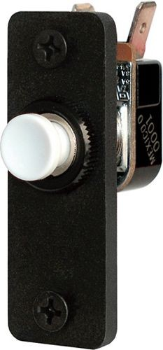 Blue Sea 8200 Push Button Switch OFF-(ON)