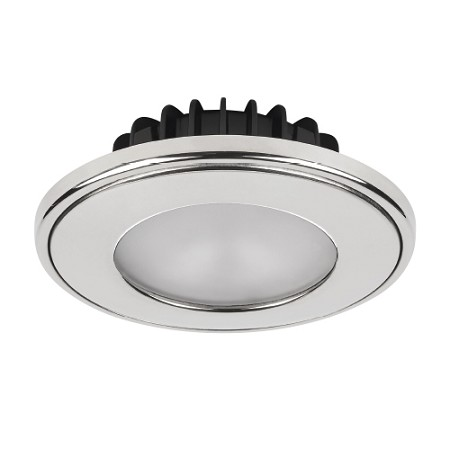 Imtra ILIM64201 Current PowerLED, 10-40VDC, Polished SS,Neutral White, 4.7W,