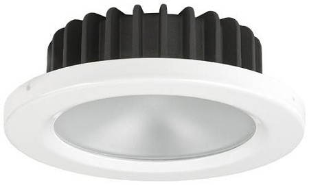Imtra ILIM30926 Portland 2 PowerLED*, 10-30VDC White Finish
