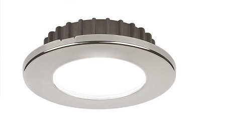 ILIM31317 Hatteras PowerLED*, 10-30VDC Stainless Finish, Cool Lens