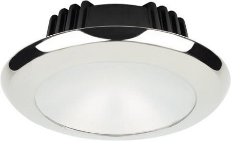 Sigma ILIM32130  Large LED ceiling light  - cool white - polished finish