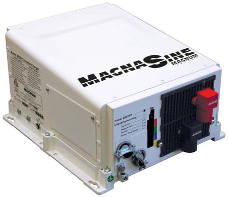 Magnum MS2000 2000W Inverter 12v W/100A PFC Charger