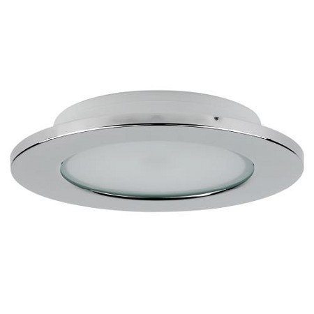 Imtra ILIM68101 T155 PowerLED, 10-40VDC, Polished SS,Cool White, 4.7W,