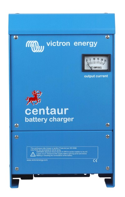 Victron Energy CCH024040000 Centaur 24/40 Battery Charger 24 Volt 40 Amp