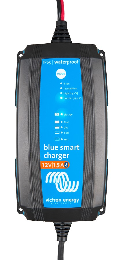 Victron Blue Smart Waterproof Battery Charger 12/15 with Bluetooth