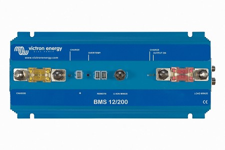 Victron Battery Management System BMS 12/200