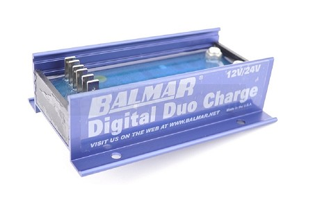 Balmar DDC-12/24 Digital Duo Charge
