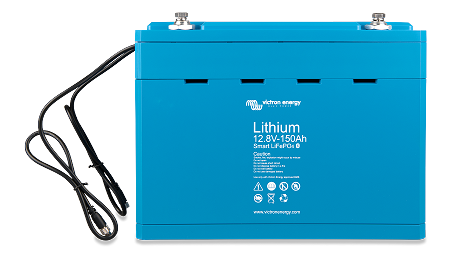 Victron Smart Lithium Iron Phosphate Battery 12.8 Volt 150 Ahr