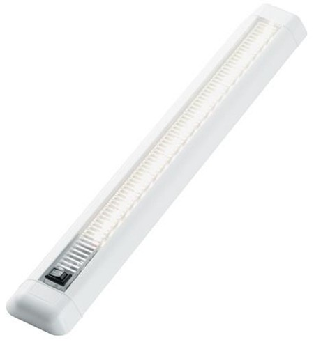 Resolux 805 Linear Light with switch, Model IL6504, 24 Volt, Warm White LED