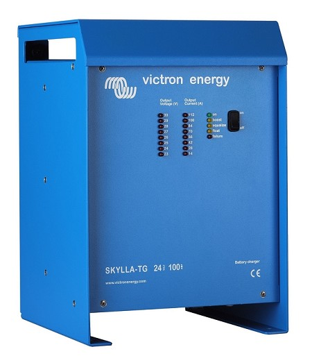 Victron Energy SDTG2401003 Skylla-TG 24/100(1+1) GL 120-240V  Battery Charger